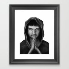 PRIEST Framed Art Print