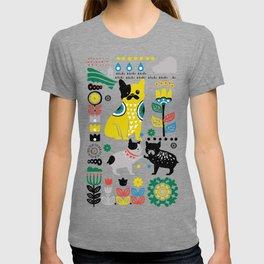 Scandinavian French Bulldog T-shirt