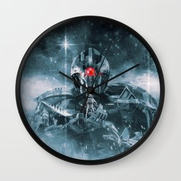 Audience With The Titan Wall Clock
