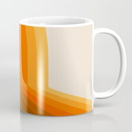 Golden Halfbow Coffee Mug