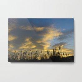 Camargue Sunrise  Metal Print