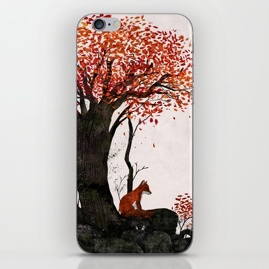 Fantastic Mr. Fox Doesn't Feel So Fantastic Anymore iPhone & iPod Skin