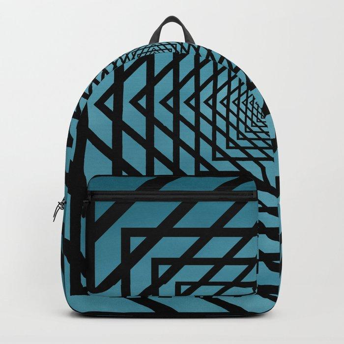Eternally Blue Backpack