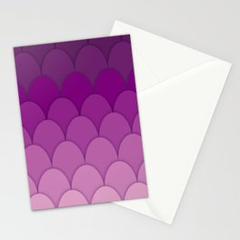 Lamia Scale Stationery Cards