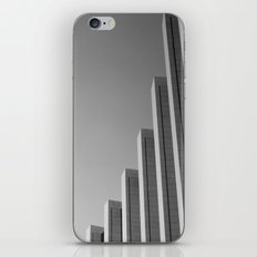 Raise Up iPhone & iPod Skin