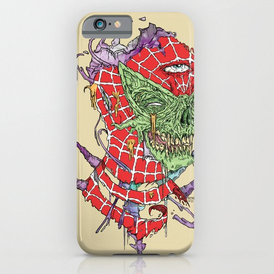 Zombie Sense iPhone & iPod Case