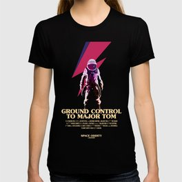 Rocket man (former Space Oddity) T-shirt