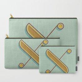 Alphabet Drop Caps Series- X Carry-All Pouch