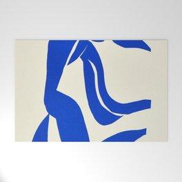 Blue Nude Dancing - Henri Matisse Welcome Mat