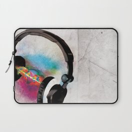 feeling sound Laptop Sleeve