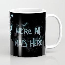 Cheschire Cat Coffee Mug