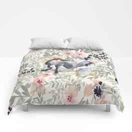 teen mitsuki Comforters