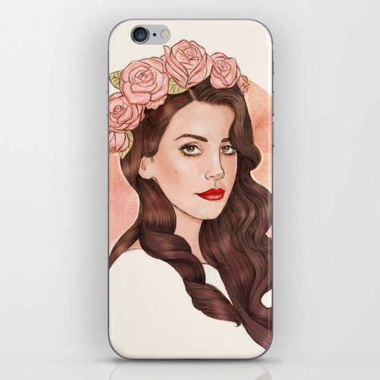 LDR IV iPhone & iPod Skin