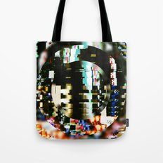 The Interference Tote Bag