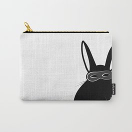cute rabbit rogue Carry-All Pouch