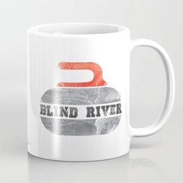 Blind River Curling Coffee Mug