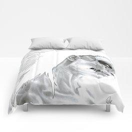 Yolandi Zombie Girl  Comforters