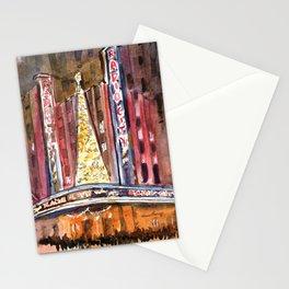 Radio City Music Hall at Christmas Stationery Cards