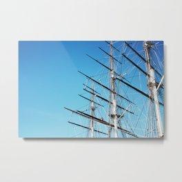 Cutty Sark (2) Metal Print