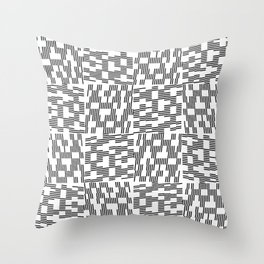 Matricaas Throw Pillow