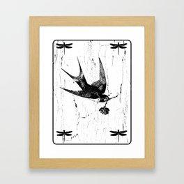 Peace Bringer Framed Art Print