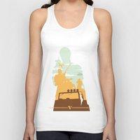 gta Tank Tops featuring GTA V - TREVOR PHILIPS by ahutchabove