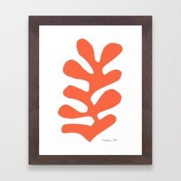 Henri Matisse, Papiers Découpés (Cut Out Papers) 1952 Artwork Framed Art Print