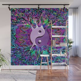 Electric Mind Wall Mural