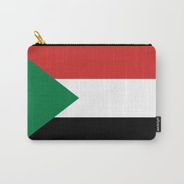 Sudan country flag Carry-All Pouch