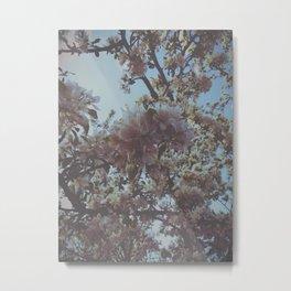 VSCO - Floral - Flowers  Metal Print
