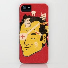 Quentin iPhone Case
