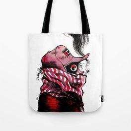 Ojo Tote Bag