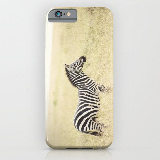 be still::kenya iPhone & iPod Case
