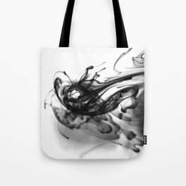 Abstract Ink 002 Tote Bag