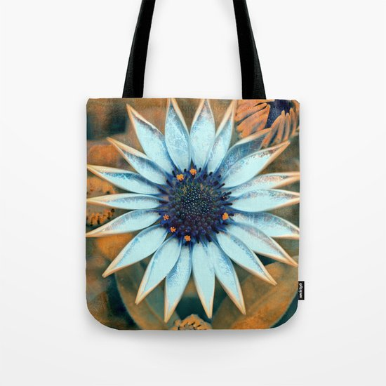 Floral abstract(2). Tote Bag