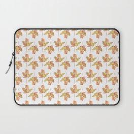 Autumn leaf watercolour Laptop Sleeve