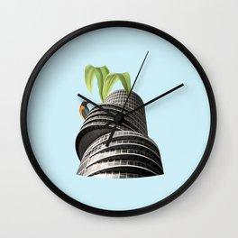 fundamental loneliness Wall Clock