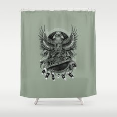 Dream Quest II Shower Curtain