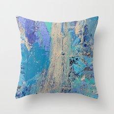 Tides Change Throw Pillow