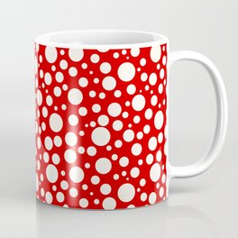 Dots Pattern Coffee Mug