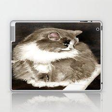 Winston the Cat Laptop & iPad Skin
