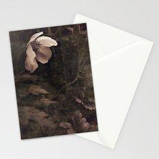 butterfly anemone Stationery Cards