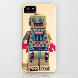 Robot 2000 iPhone Case