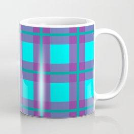 Trippy Plaid Coffee Mug