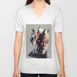 Darth Maul  Unisex V-Neck
