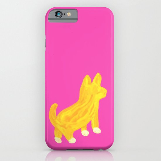 Shibainu dog iPhone & iPod Case