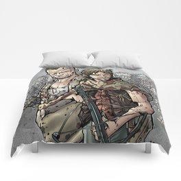 Dixon Brothers Walking Dead Comforters
