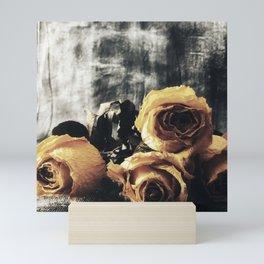 I Never Sent Flowers to my Father Mini Art Print