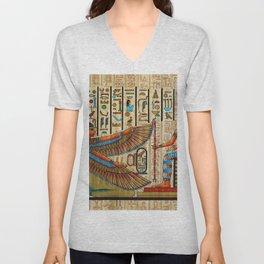 Egyptian - Isis Unisex V-Neck