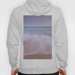 Looking at the waves....  Algarve beach Hoody